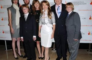 PHOTOS : Jane Seymour sublime avec toute sa jolie famille !