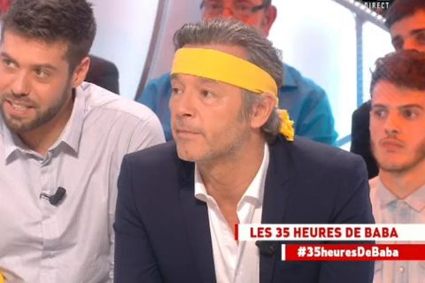 Jean-Michel Maire, son dérapage en direct : Cyril Hanouna en colère...