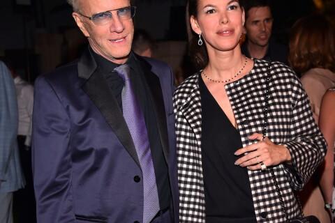 Christophe Lambert présente sa nouvelle chérie devant la belle Vahina Giocante