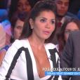 """""""Touche pas à mon poste"""", lundi 17 octobre 2016. Ici la belle Soraya."""