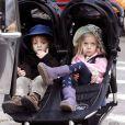 Phinnaeus et Hazel, les jumeaux de Julia Roberts
