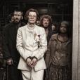 Tilda Swinton dans le filmSnowpiercer - le transperceneige (2013)