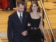 Letizia d'Espagne : Sexy en slip dress pour lancer les festivités en Asturies