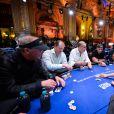 Exclusif - Le chanteur Garou participe au tournoi de poker Monte-carlo One Drop Extravaganza au casino de Monte-Carlo, ce tournoi caritatif donné au profit de la fondation One Drop de Guy Laliberté est réservé seulement aux riches amateurs capable de miser 1 million d'euros à Monaco le 14 octobre 2016.