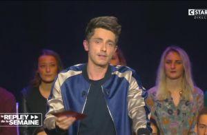 Camille Cerf, chroniqueuse : Guillaume Pley balance son numéro de téléphone !