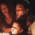 Karole Rocher fête les 15 ans de sa fille cadette, Gina - octobre 2016