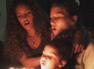 Karole Rocher : Déclaration d'amour à sa fille Gina, adorable ado de 15 ans