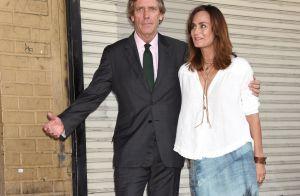 Hugh Laurie étoilé : Dr House complètement décalé sur le Walk of Fame
