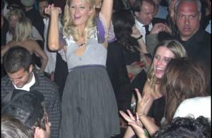 PHOTOS EXCLUSIVES : Quand Paris Hilton, sa soeur Nicky, sa meilleure copine sont... très très saoules et déchaînées !