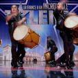 """Malevo - """"Incroyable Talent 2016"""" sur M6. Le 1er novembre 2016."""