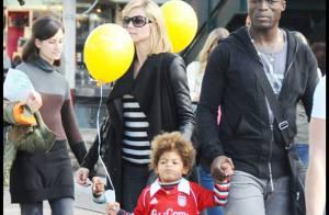 PHOTOS : Heidi Klum et Seal, une vie de famille qui fait envie !