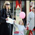 Heidi Klum et sa fille Leni