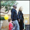 Heidi Klum, Seal et leur fils Henry
