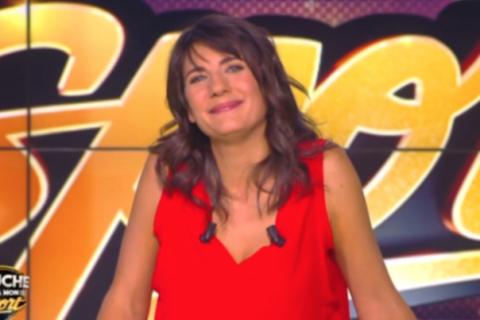 """Estelle Denis réagit à la déprogrammation de """"Touche pas à mon sport"""""""