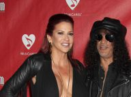 Slash en plein divorce : une curieuse histoire de bigamie s'en mêle...