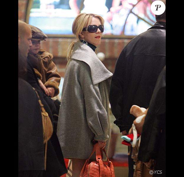 Britney Spears est à fond dans sa promo... Ses petits ont du mal à suivre...