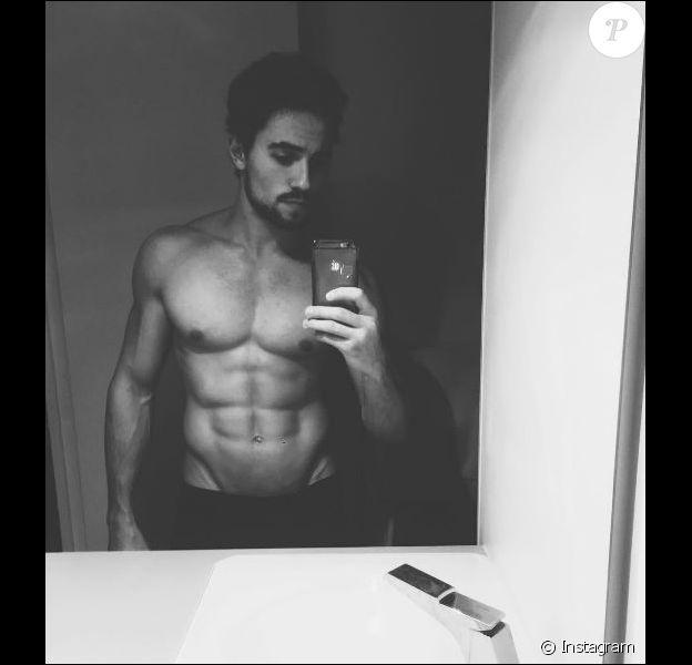 Olivier Dion affole ses fans sur Instagram, le 2 novembre 2016