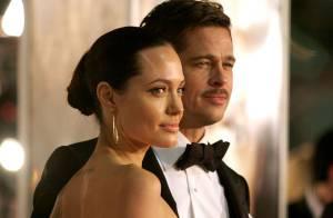 PHOTOS : Angelina Jolie et Brad Pitt, entourés de ses parents... au top de l'élégance !