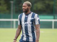 Djibril Cissé : Son fils, l'adorable Gabriel, footballeur en herbe