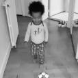 Djibril Cissé fier de son fils Gabril sur Instagram le 3 novembre 2016