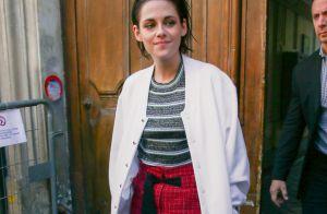 Kristen Stewart à Paris : L'amoureuse de St Vincent dévoile un nouveau look !