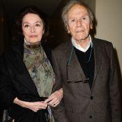 Anouk Aimée et Jean-Louis Trintignant: Émouvantes retrouvailles devant Nadine