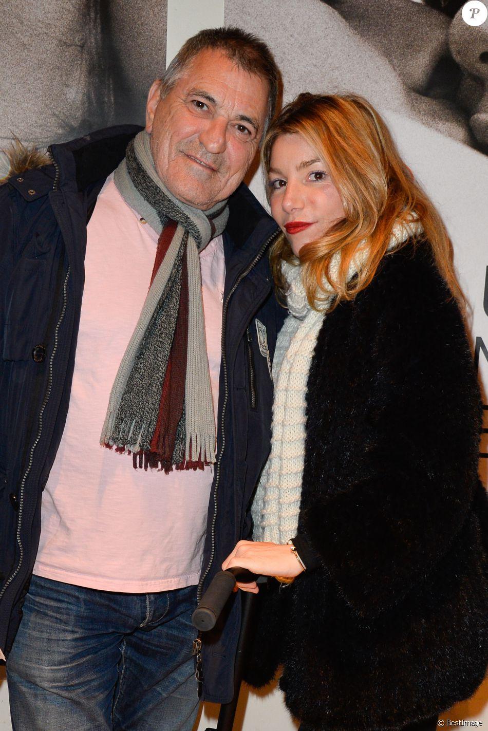 Jean marie bigard et et sa femme lola marois lola bigard people la projection du film un - Jean francois balmer et sa femme ...