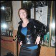 Karine Viard à la soirée d'ouverture du Palace.