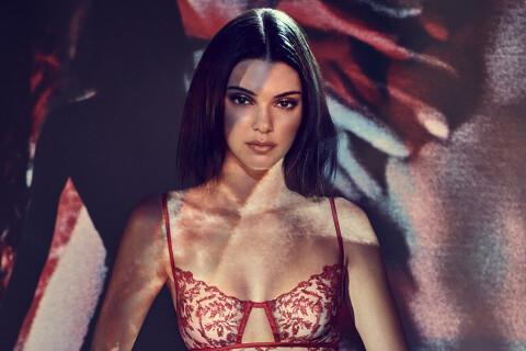 Kendall Jenner : Irrésistible en lingerie pour La Perla