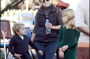 PHOTOS EXCLUSIVES : Reese Witherspoon, une maman comblée, entourée de ses deux enfants... qui lui ressemblent tellement !
