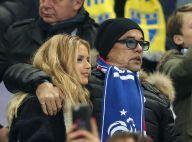France-Suède : Pascal Obispo, Laurent Ournac, leurs épouses et deux miss...