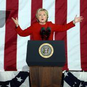 """Hillary Clinton évoque """"des jours très très durs"""" après sa défaite"""
