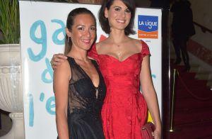 Laetitia Bléger et Emmanuelle Boidron, duo glamour face à Laurent Gerra