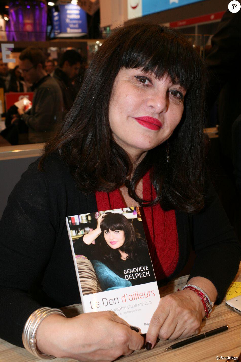 Genevieve delpech 33 me salon du livre au parc des for Salon 2016 porte de versailles