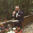 Justin Gey, participant de Mariés au premier regard, photo Instagram fin octobre 2016