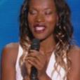 """Fabienne dans """"Incroyable Talent"""" sur M6, le 22 novembre 2016."""