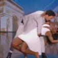 """Fabienne et Kamel Ouali dans """"Incroyable Talent"""" sur M6, le 22 novembre 2016."""