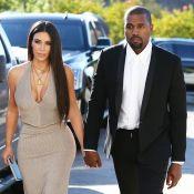 Kanye West menotté et hospitalisé : Kim Kardashian à ses côtés