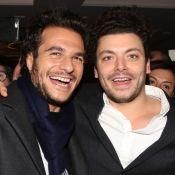 Kev Adams et Amir Haddad : Dandys chic au grand coeur face à Léa Drucker