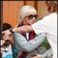 Christina Aguilera et sa famille en vadrouille