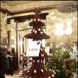 Le Prince de Monaco propose une vente aux enchère de sapins