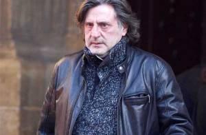 PHOTOS : Daniel Auteuil, son dernier adieu à Gérard Lauzier...