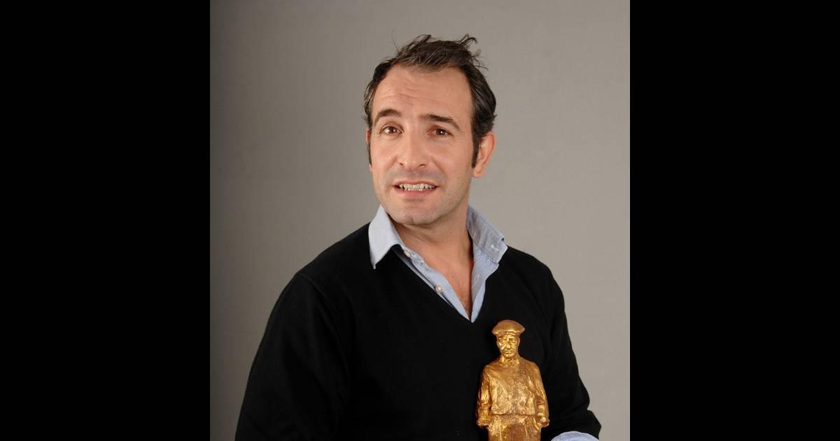 Jean dujardin re oit le prix raimu de meilleur acteur pour for Acteur jean dujardin