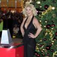 Britney Spears assiste à une cérémonie de Noël sur la promenade LINQ à Las Vegas le 21 novembre 2015. © CPA/Bestimage