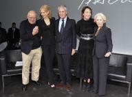 Uma Thurman transformée et Nicole Kidman à Paris pour le calendrier Pirelli