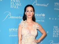Katy Perry honorée par Hillary Clinton devant son chéri Orlando Bloom