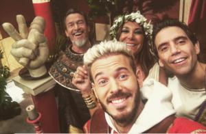The Voice 6, un tournage mystérieux : M. Pokora, Mika et Nikos en costumes