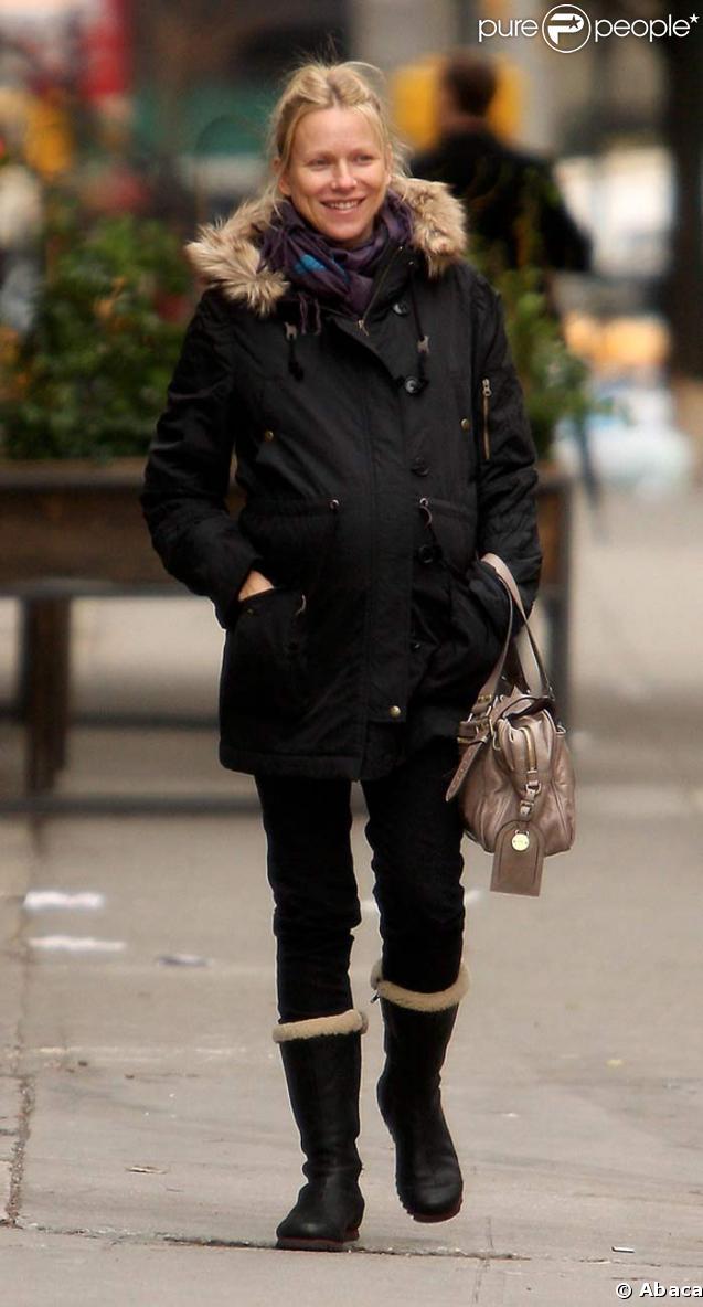 Naomi Watts et son mari Liev Schreiber