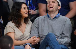 Mila Kunis et Ashton Kutcher : Parents pour la seconde fois, leur fils est né !