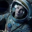 Sandra Bullock dans le film Gravity